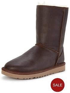 ugg-australia-ugg-classic-short-leather-zip