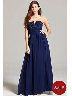 little-mistress-embellished-bandeau-maxi-dress