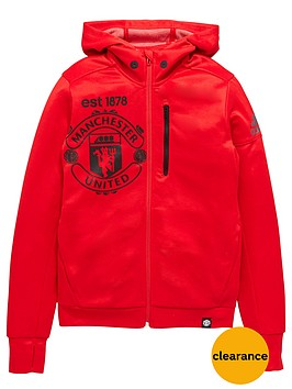 adidas-junior-manchester-united-hoody