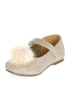 river-island-mini-girls-pom-pomnbspballerina-shoes