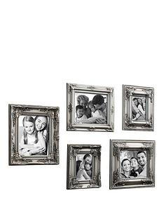 gallery-lansdalenbspset-of-5-scatter-photo-frames