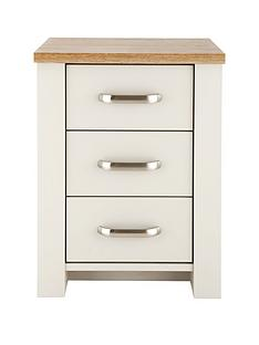 consort-new-haven-ready-assembled-3-drawer-bedside-cabinet