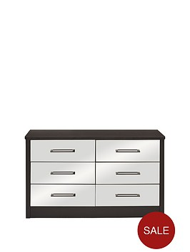 consort-cameo-ready-assembled-mirrored-3-3-drawer-chest