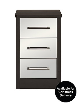 consort-cameo-ready-assembled-mirrored-3-drawer-bedside-cabinet