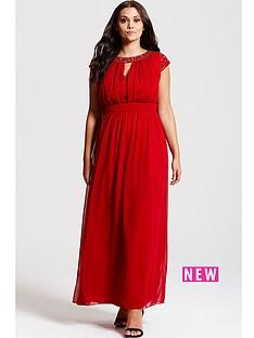 little-mistress-little-mistress-curve-red-chiffon-maxi-dress