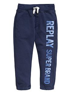 replay-boys-fleece-joggers