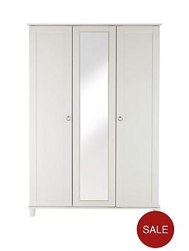 consort-blossom-3-door-ready-assembled-mirrored-wardrobe
