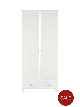 consort-blossom-2-door-1-drawer-ready-assembled-mirrored-wardrobe