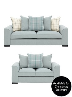 ideal-home-croft-3-seaternbsp-2-seaternbspfabric-sofa-set-buy-and-save