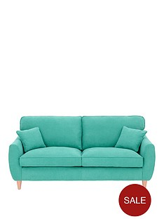 fearne-cotton-betsey-3-seater-fabric-sofa