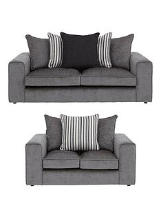 rimininbsp3-seaternbsp-2-seaternbspfabric-sofa-set-buy-and-save