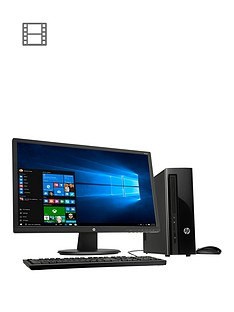 hp-slimline-450-150na-intelreg-coretrade-i5-processor-8gb-ram-1tb-hard-drive-24-inch-desktop-bundle-with-optional-1-years-microsoft-office-365