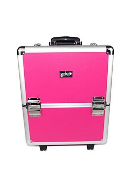 beautician-makeup-trolley-hot-pink