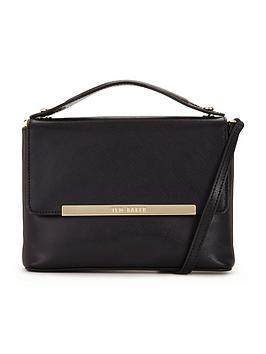 ted-baker-leather-crossbody-bag