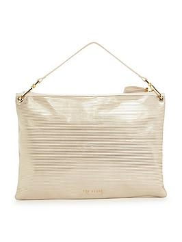 ted-baker-leather-metallic-shoulder-bag