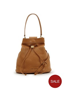 ted-baker-ted-baker-stab-stitch-leather-duffel-bag