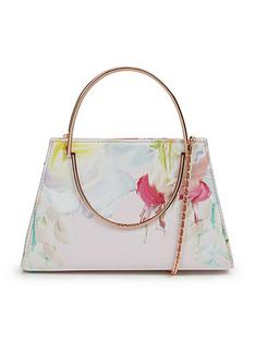 ted-baker-fold-handle-clutch-bag
