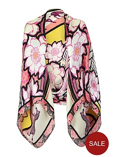 ted-baker-zebra-silk-cape
