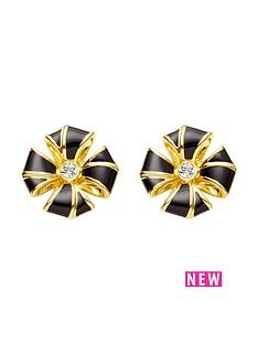 ted-baker-rosette-earrings