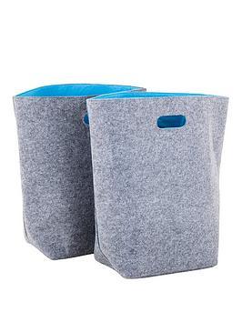 pack-of-2-felt-storage-bags-grey