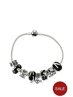 link-up-link-up-sterling-silver-mum-charm-bracelet-complete-with-13-charms