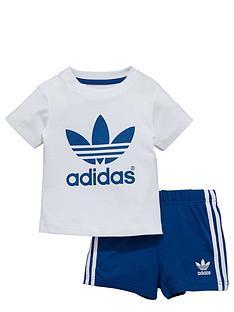 adidas-originals-adidas-originals-baby-boy-trefoil-topshorts