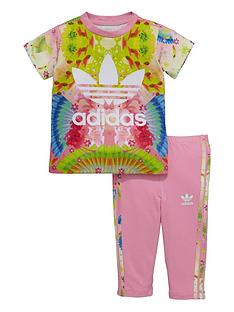 adidas-originals-baby-girls-feather-print-top-and-leggings-set