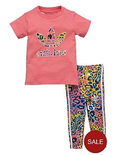 adidas-originals-baby-girls-animal-printed-t-shirt-and-leggings-set