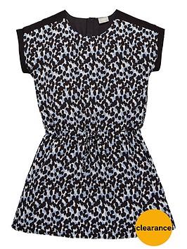 name-it-girls-animal-print-dress