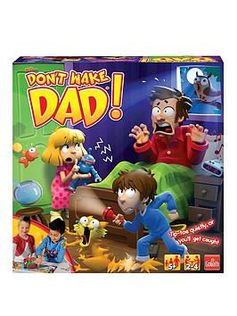 Image of DP Don't Wake Dad Action and Reflex Game