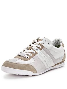 hugo-boss-green-akeennbsptrainers-white