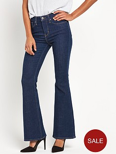levis-high-rise-flare-jean