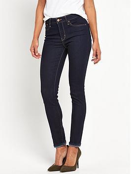 Levis 714 Straight Leg Jean
