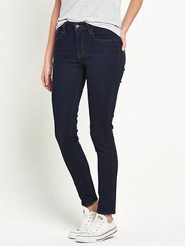 Levis 721 Hi Rise Skinny Jean