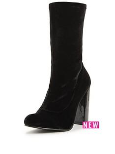 carvela-sublime-velvet-ankle-boots