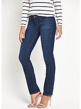 714Straight Leg Jean