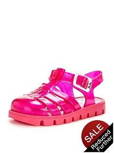 ju-ju-girls-ninonbspparty-pink-jelly-sandals