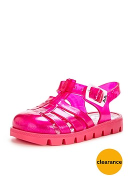 ju-ju-girls-ninonbspparty-pink-jelly-sandals