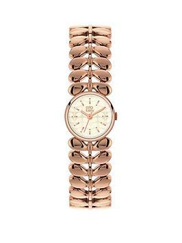 orla-kiely-orla-kiely-silver-printed-dial-with-rose-gold-stem-link-bracelet-ladies-watch