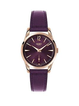 henry-london-henry-london-hampstead-berry-dial-berry-leather-strap-ladies-watch