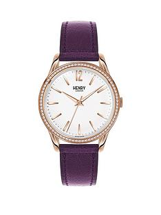 henry-london-henry-london-hampstead-white-dial-with-stone-set-berry-leather-strap-ladies-watch