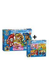 Paw Patrol Puzzle - Twin Pack