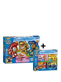 Paw Patrol Puzzle - Twin Pack a6b784a9eb