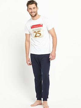 Goodsouls Novelty 25th December Mens Lounge T-Shirt