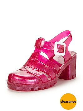 ju-ju-girls-babe-glitter-heel-jelly-sandals