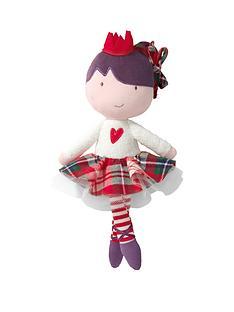 mamas-papas-soft-toy-winter-princess-doll