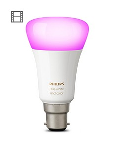 philips-hue-ambiance-wireless-lighting-led-colour-changing-b22-sbayonet-bulb