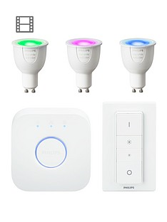 philips-hue-ambiance-wireless-lighting-led-gu10-starter-uk