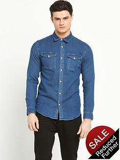 selected-denim-shirt