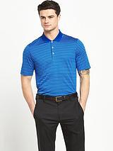 Adidas Golf Tournament 3 Colour Stripe Polo